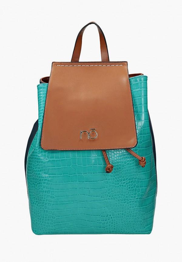 женский рюкзак nobo, бирюзовый