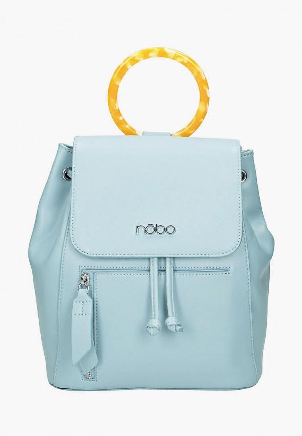 женский рюкзак nobo, голубой