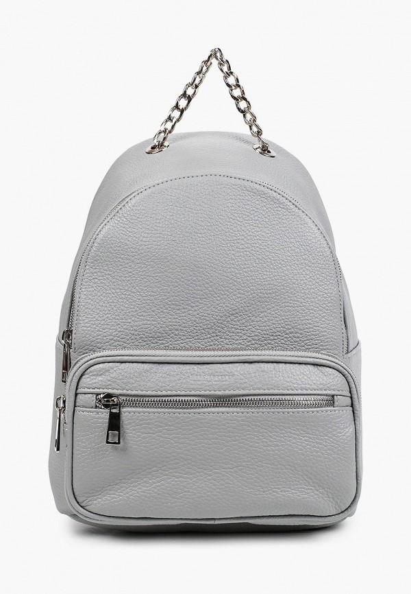 женский рюкзак медведково, серый