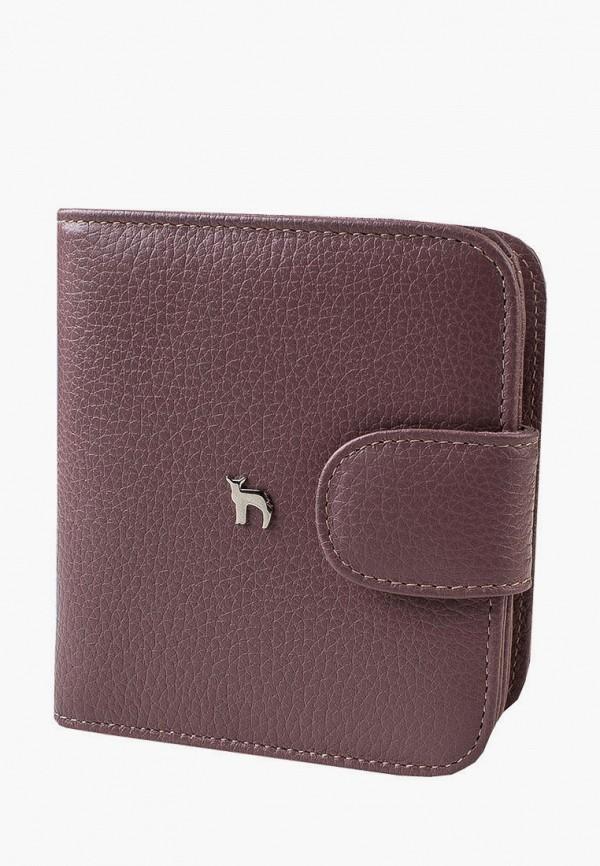 женский кошелёк mumi, розовый