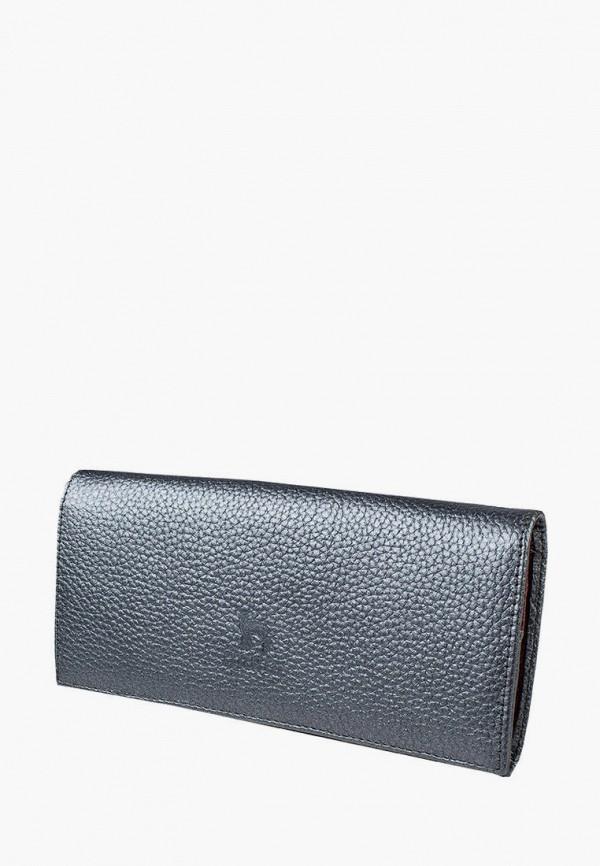 женский кошелёк mumi, серый