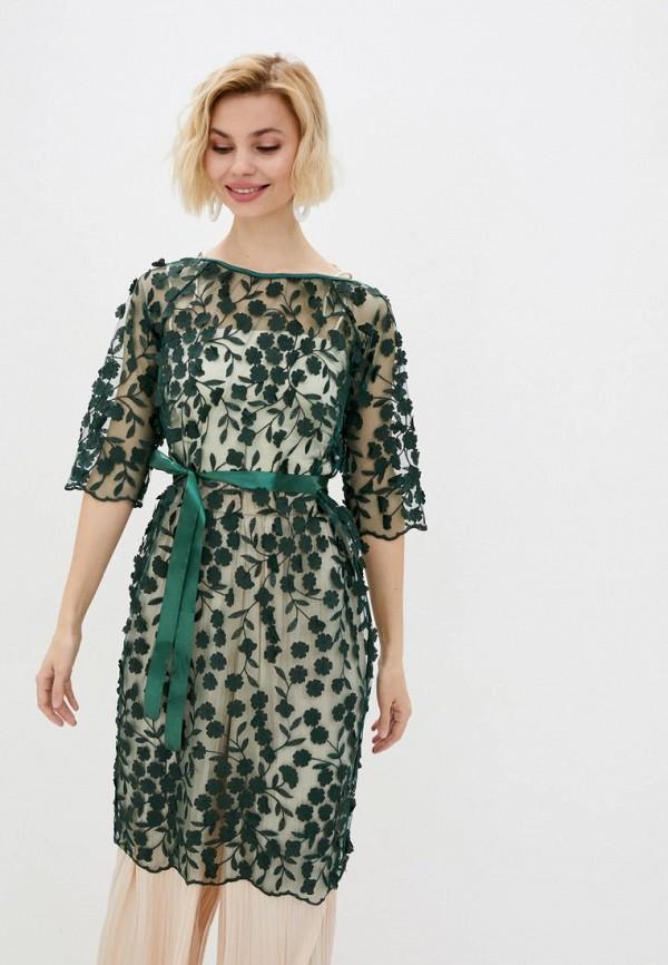 женская туника garne, зеленая