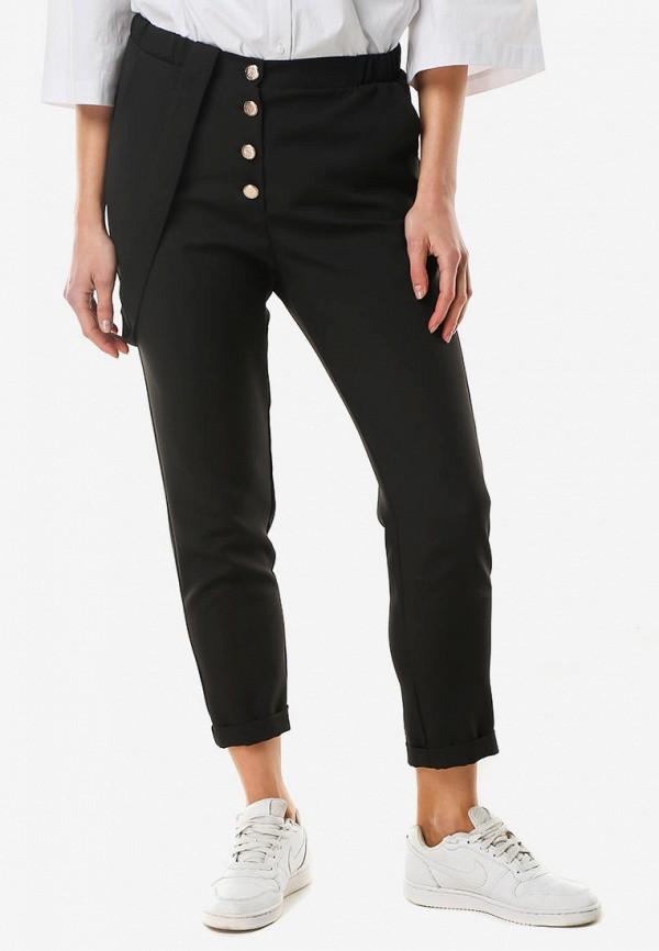 женские классические брюки arefeva, черные