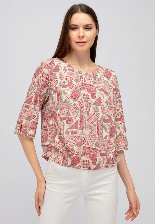 женская блузка с длинным рукавом viserdi, разноцветная