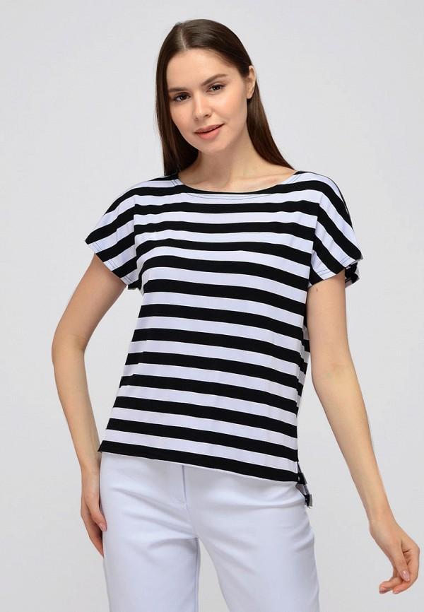 женская блузка с коротким рукавом viserdi, разноцветная