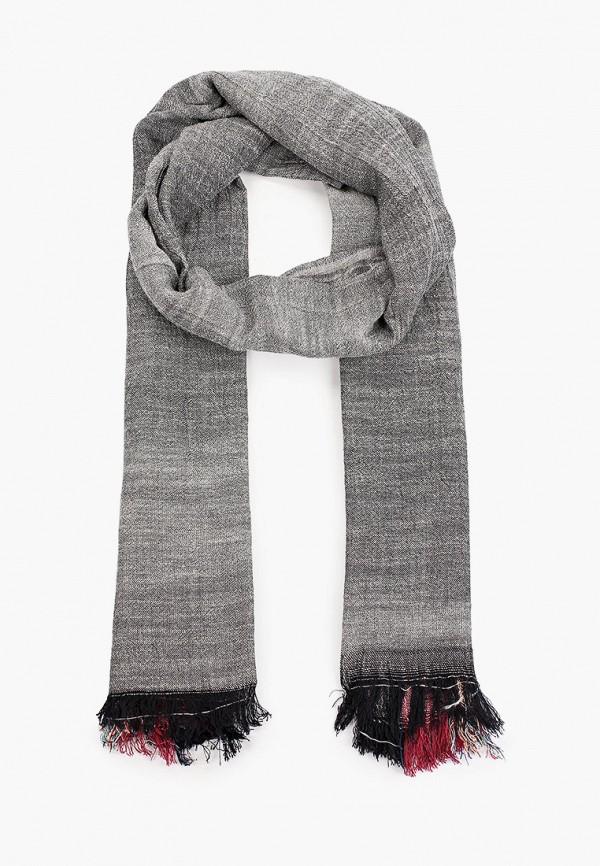 женский шарф bradex, серый