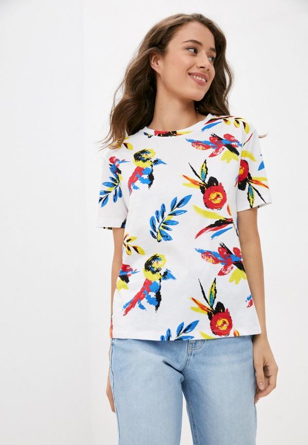 женская футболка mark formelle, разноцветная