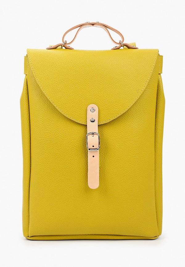 женский рюкзак kokosina, желтый