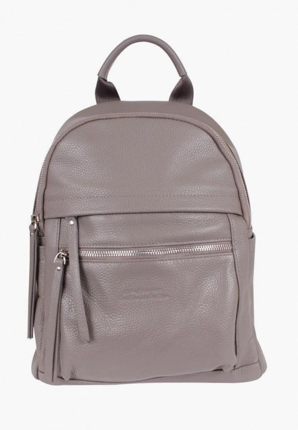 женский рюкзак de esse, серый