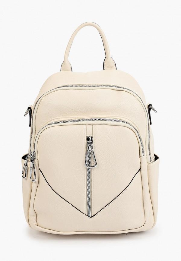женский рюкзак bradex, бежевый
