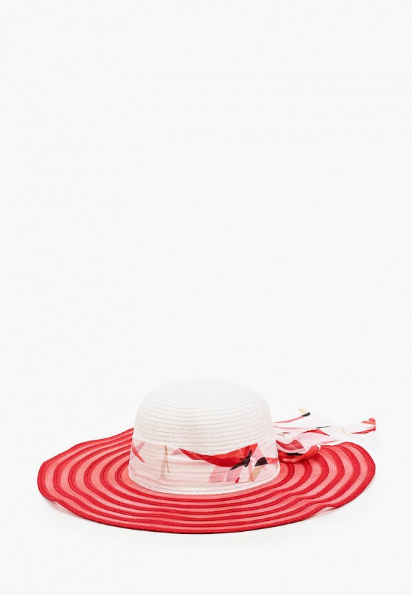 женская шляпа staix, красная