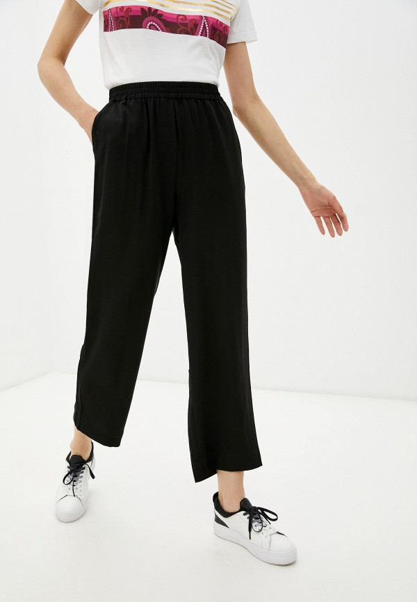 женские повседневные брюки incity, черные