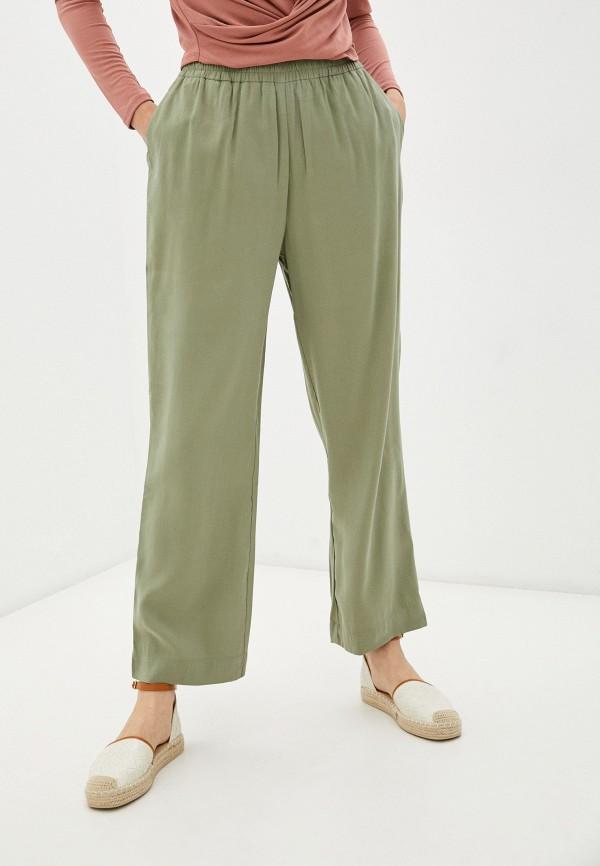 женские брюки джоггеры incity, хаки