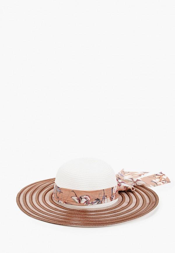 женская шляпа staix, коричневая