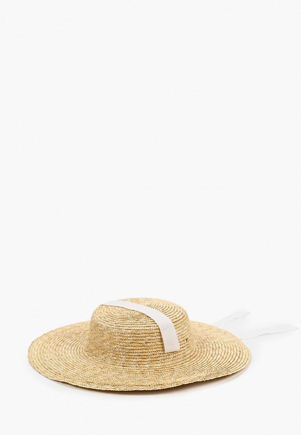 женская шляпа ruxara, бежевая