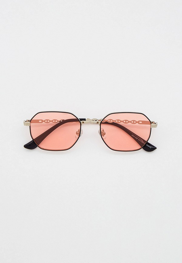 женские квадратные солнцезащитные очки ruxara, серебряные