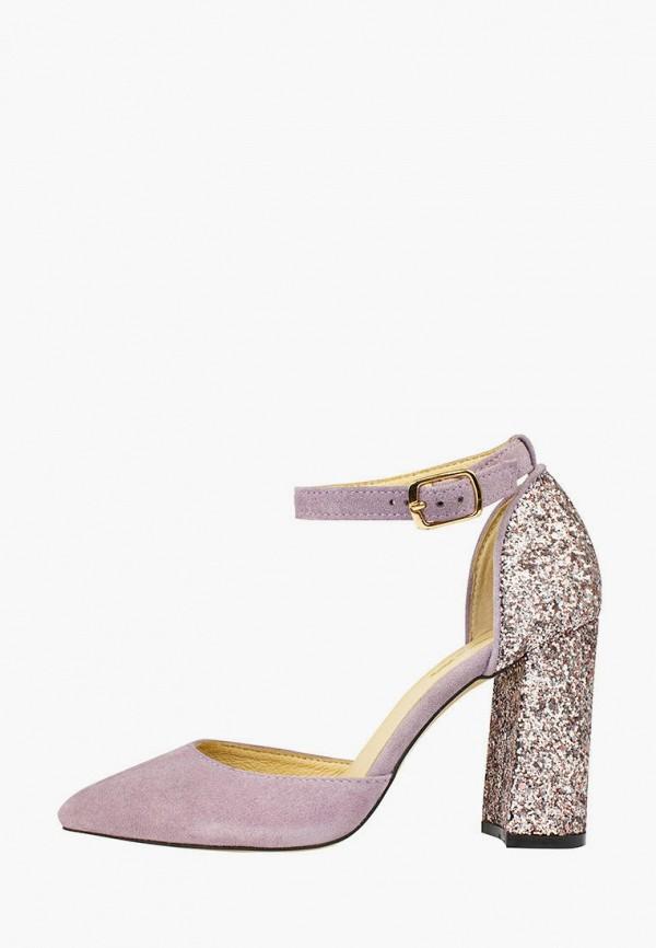 женские туфли alromaro, фиолетовые