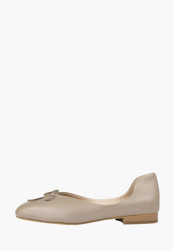 женские туфли grani, бежевые