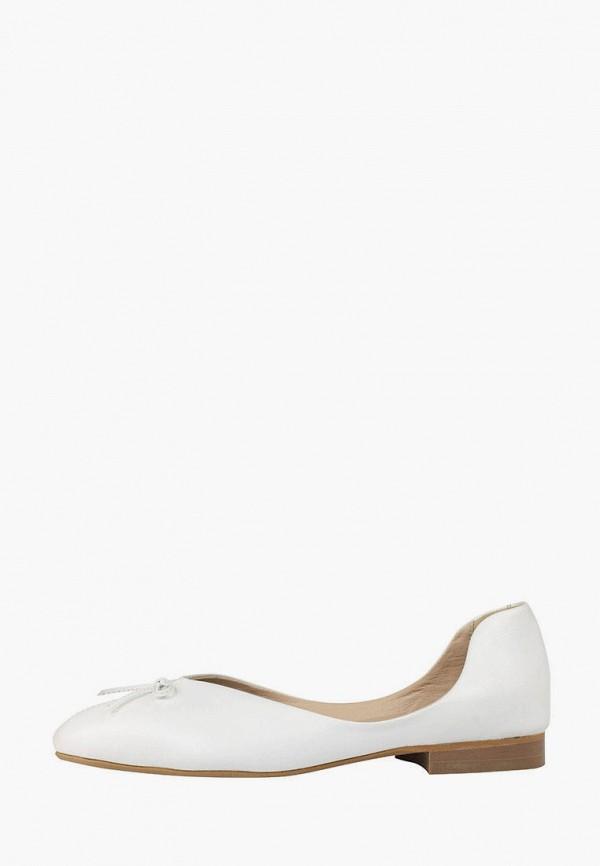женские туфли grani, белые