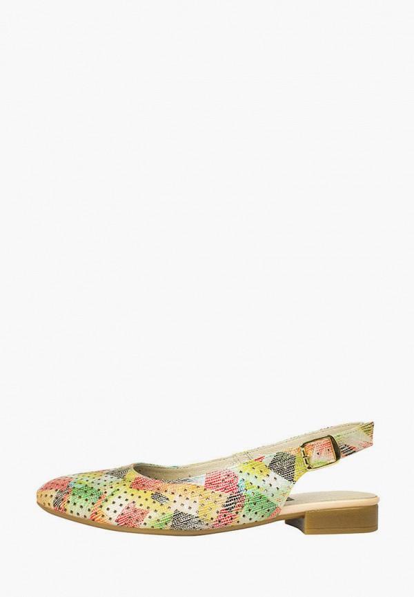 женские туфли vm-villomi, разноцветные