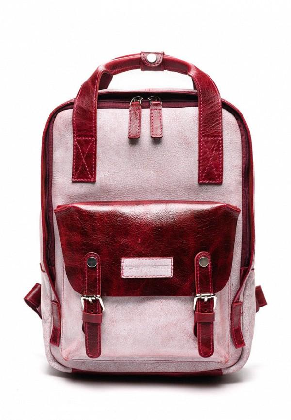 женский рюкзак igermann, розовый