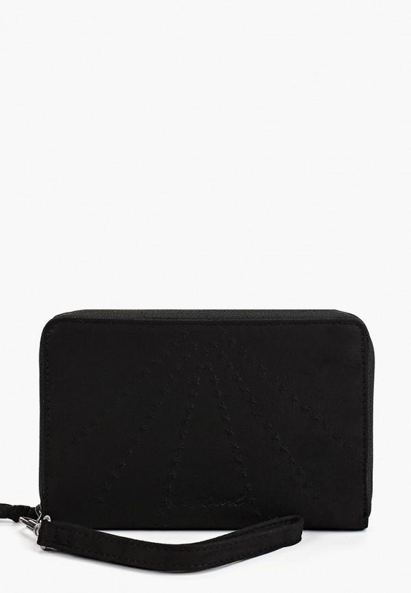 женский кошелёк rip curl, черный
