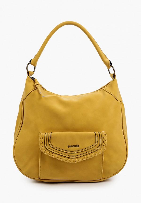 женская спортивные сумка rip curl, желтая