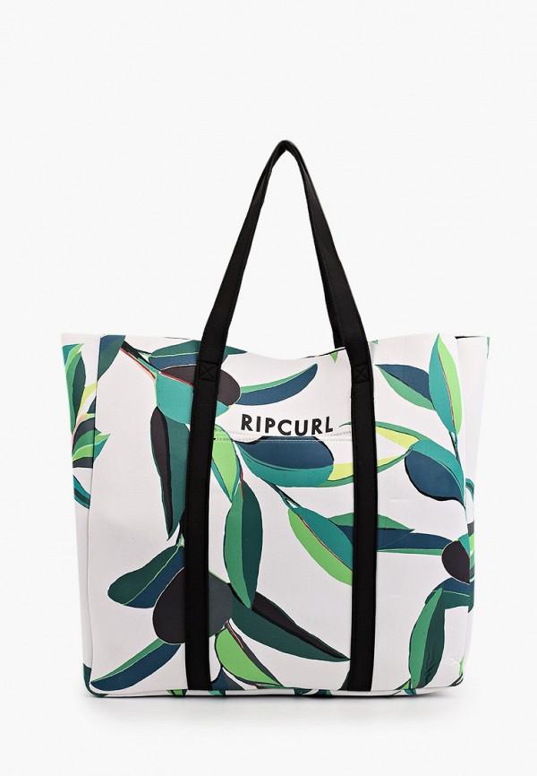 женская пляжные сумка rip curl, белая