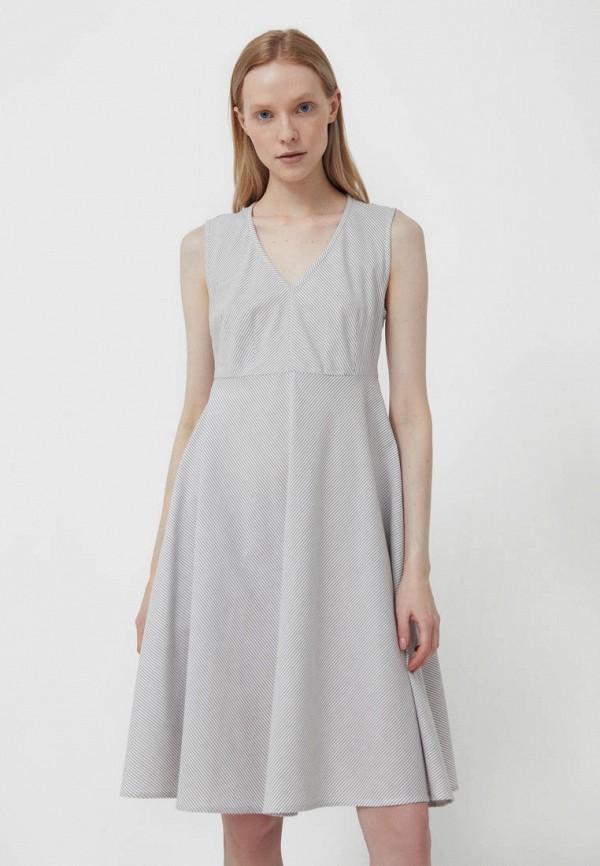 женское повседневные платье finn flare, бежевое