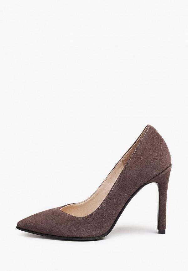 женские туфли emmelie delage, коричневые