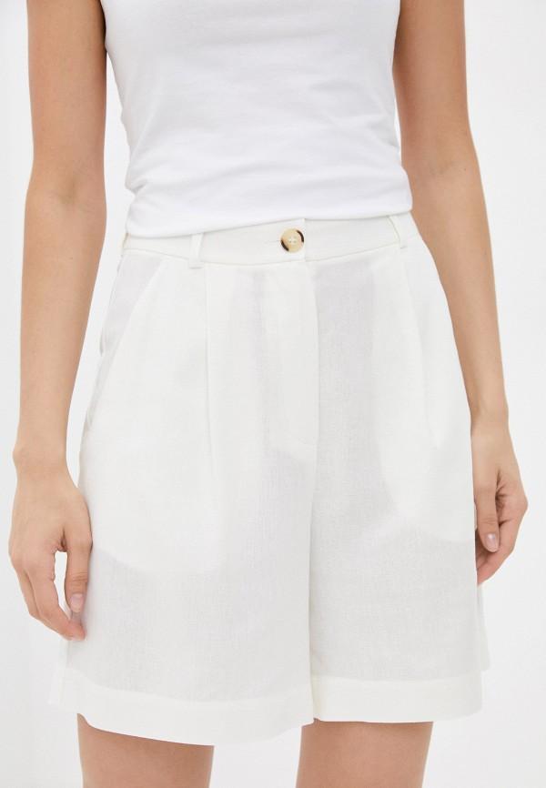женские повседневные шорты vittoria vicci, белые