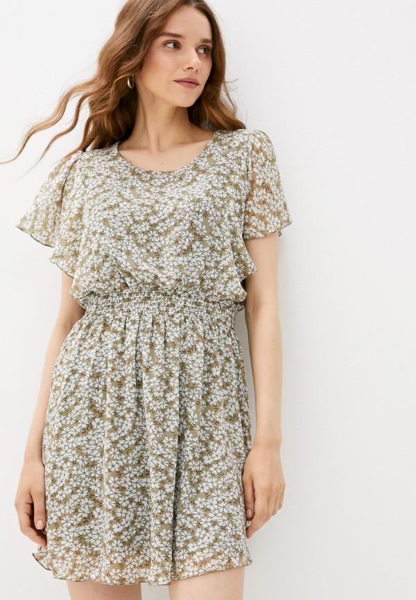 Платье Grafinia цвета хаки
