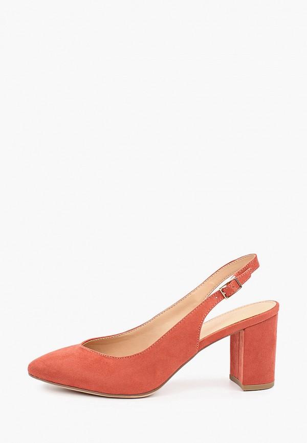 женские туфли graceland by deichmann, коричневые