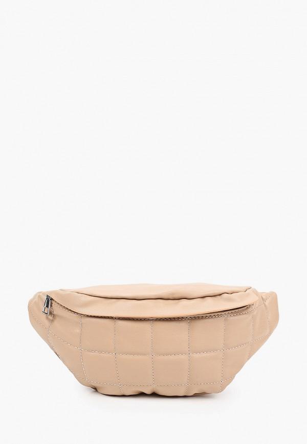 женская поясные сумка ruxara, бежевая