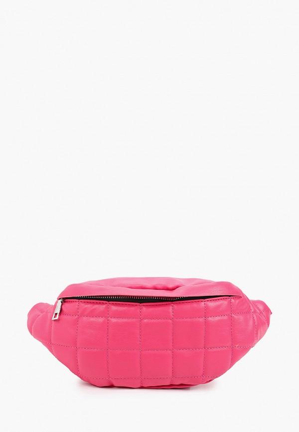 женская поясные сумка ruxara, розовая