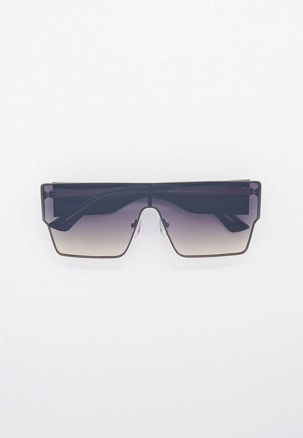 женские солнцезащитные очки furlux, черные