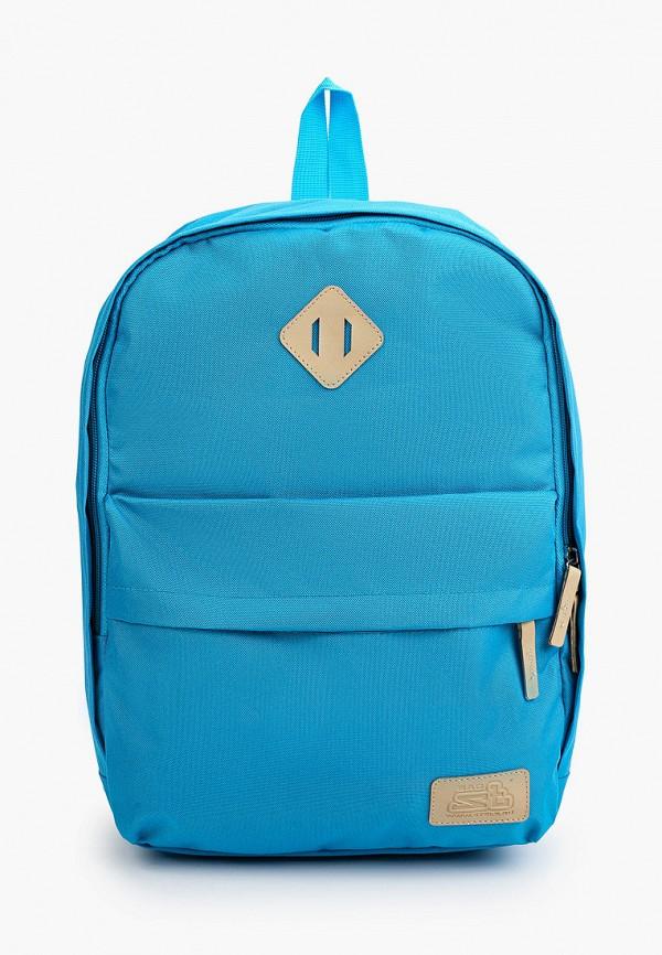 женский рюкзак stelz, голубой