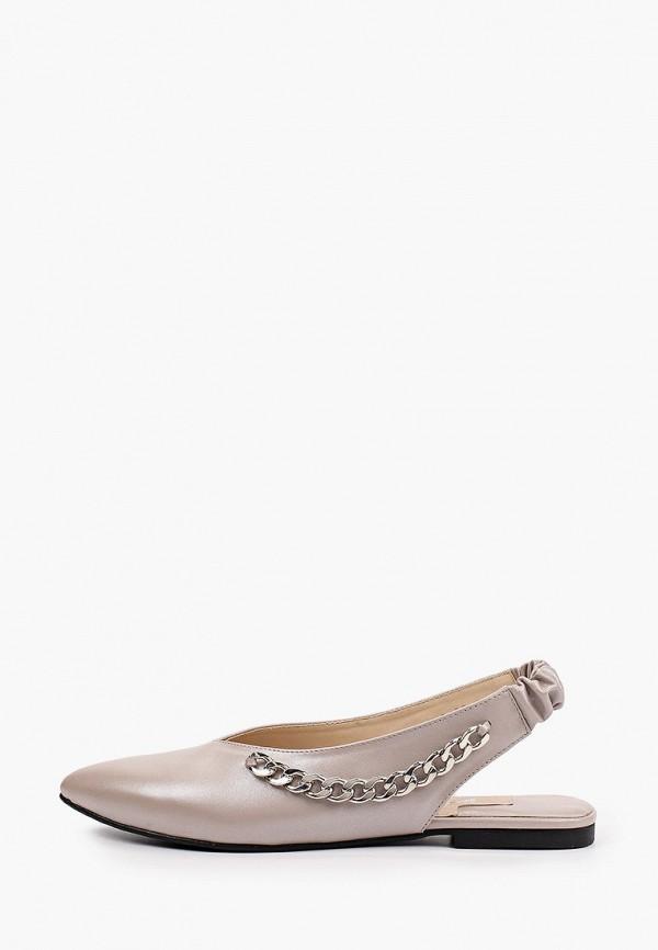 женские туфли figgi, серые