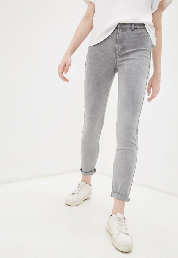 женские джинсы calzedonia, серые