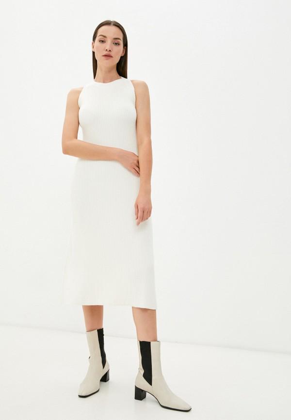 женское платье totti, белое