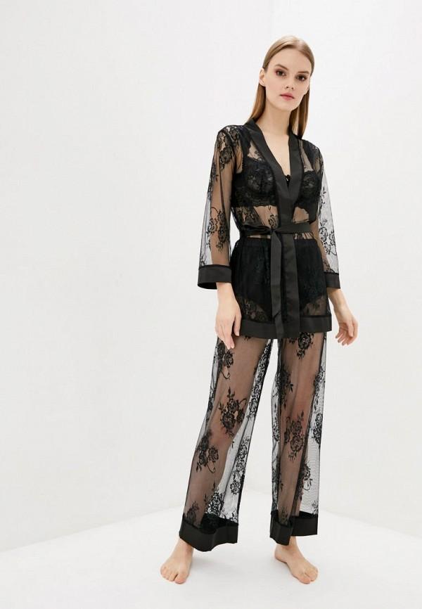 женский костюм komilfo, черный