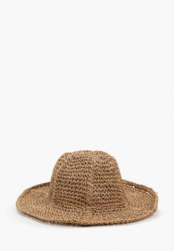 женская шляпа rip curl, коричневая