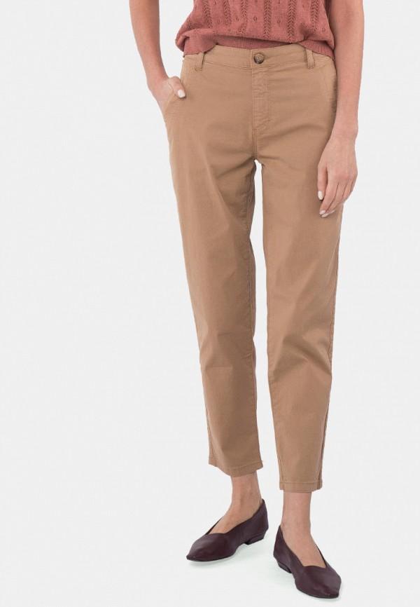 женские повседневные брюки mr520, коричневые