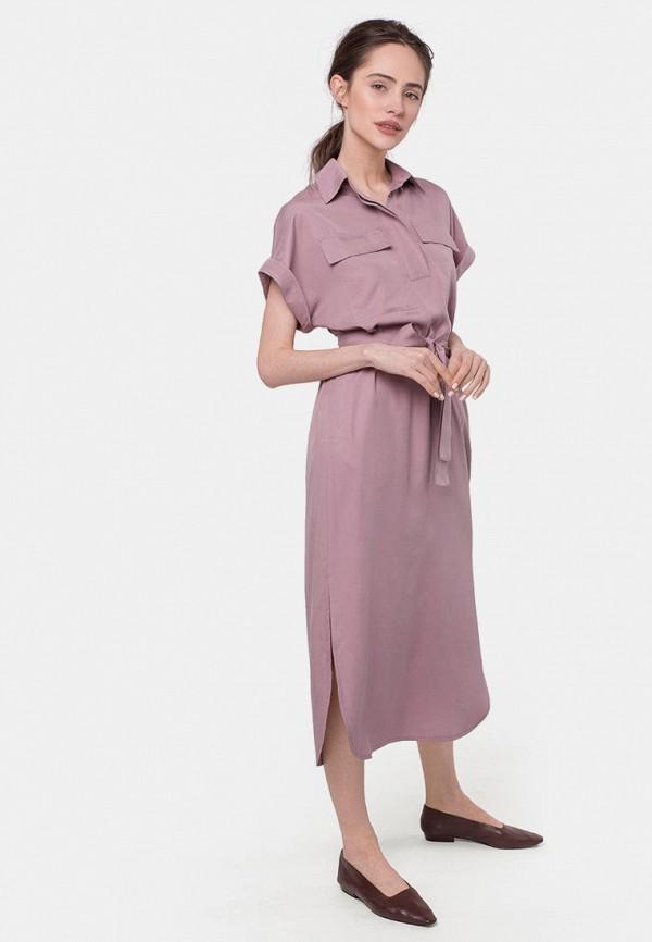 женское платье mr520, розовое