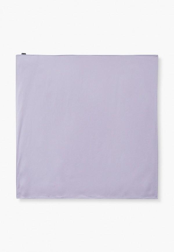 женский платок top top, фиолетовый