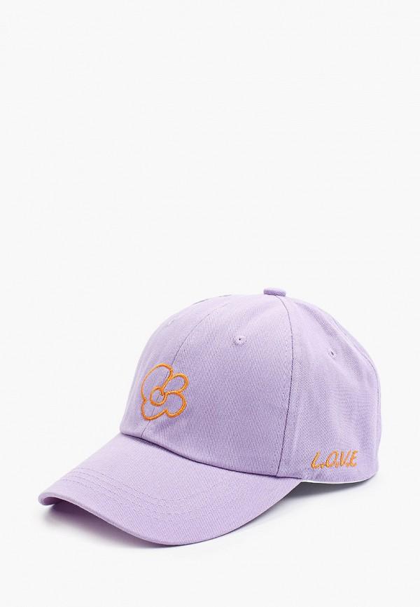 женская бейсболка jlab, фиолетовая