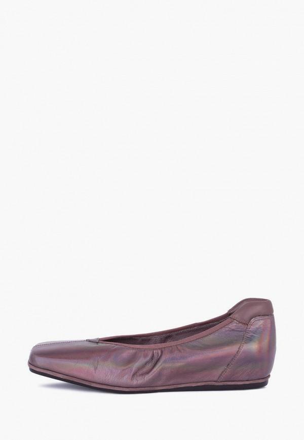 женские балетки tj collection, розовые