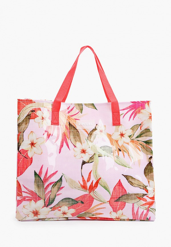 женская пляжные сумка rip curl, разноцветная