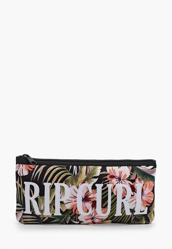 женская косметичка rip curl, разноцветная