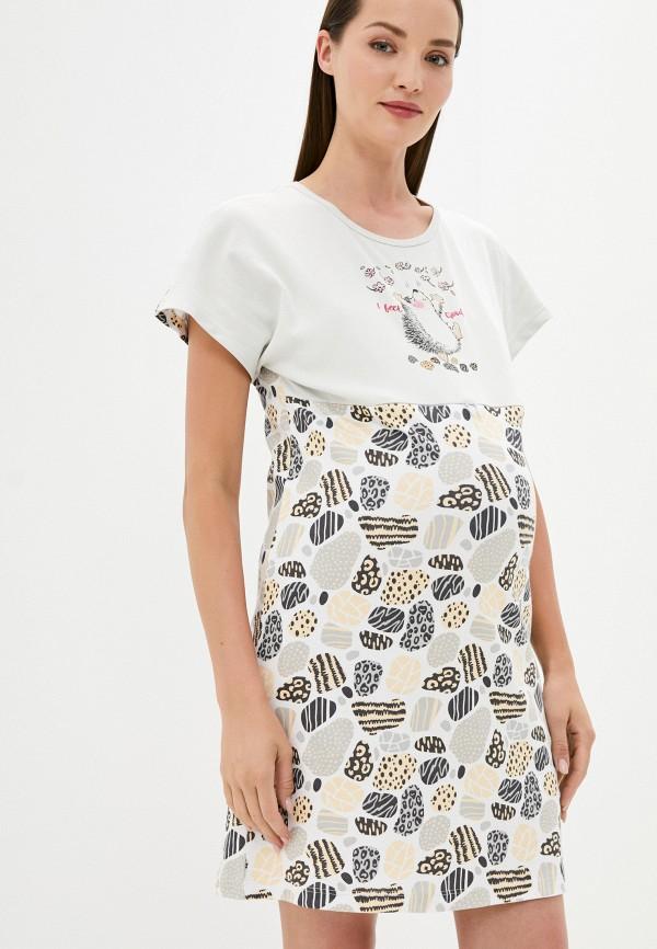 женское платье all mixes, белое